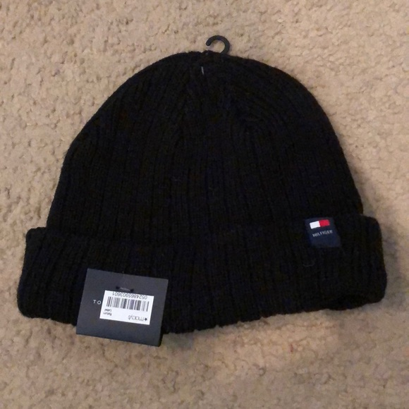 168c0e4ce Brand new men's Tommy Hilfiger winter hat NWT